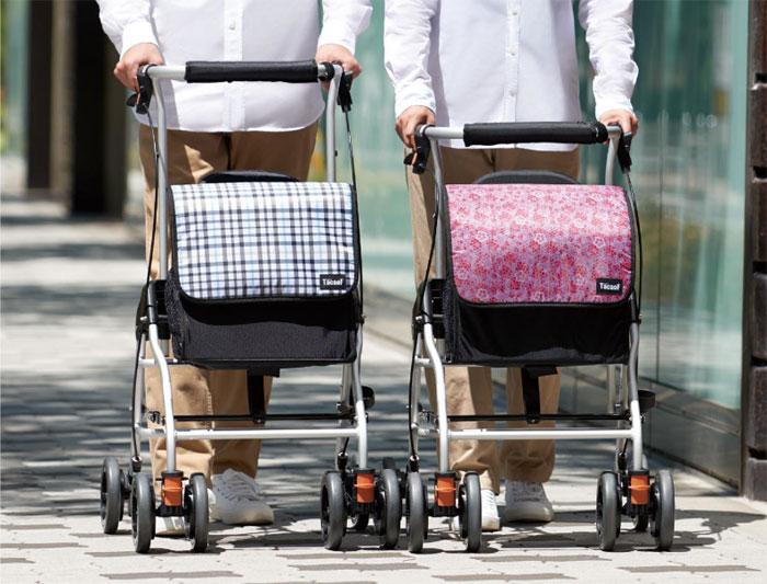 【幸和製作所】 歩行車 テイコブリトルハイ�U WAW15のイメージ画像