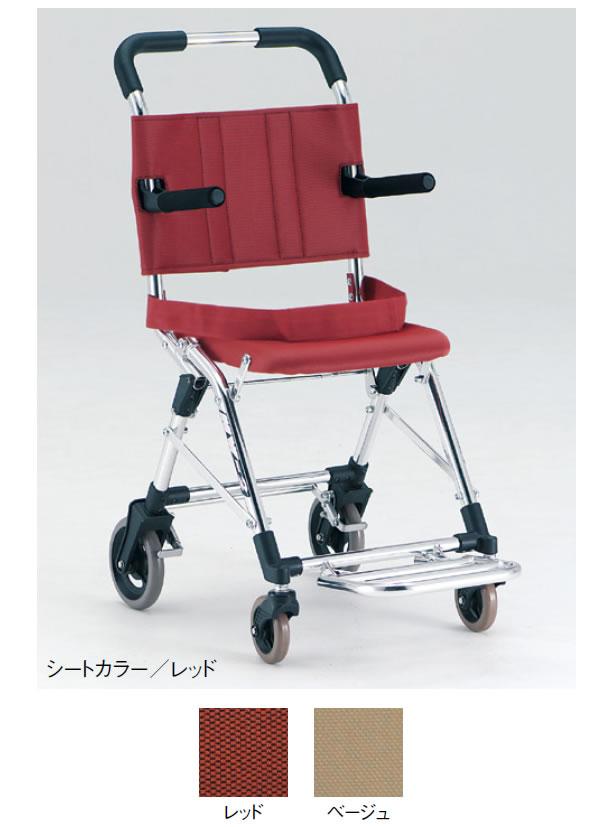 簡易車椅子MV-2 画像2