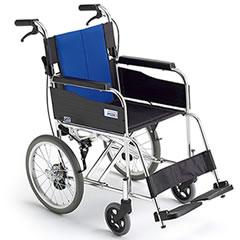 【MiKi】BAL-2[介助式車椅子]