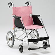 【松永製作所】介助式超軽量車椅子 USL-2B