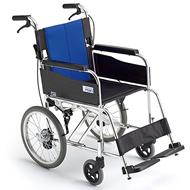 MiKIの介助式車椅子BAL-2