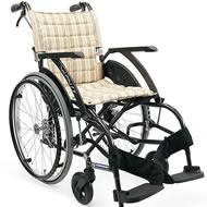 【カワムラサイクル】自走式車椅子 WAVITシリーズ WA22-40(42)S/A